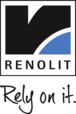 RENOLIT logo - Rely On It.